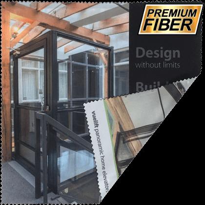 6x6 Premium Fiber Cleaning Cloth – DOUBLE SID